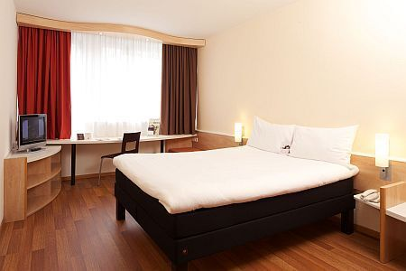 Discont hotel in the centre of Budapest, Ibis Budapest City