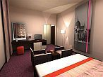 Double room of Hotel Carat Budapest - Four star hotel near to the Deak square