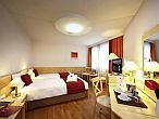 Hotel Mercure Budapest City Center - hotel room at affordable price in Vaci Street in Budapest