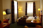 Free hotel room in Budapest centre - The Three Corners Hotel Art Budapest - double room
