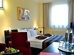 Hotel Ramada Budapest - standard double room - 4-star city hotel in Budapest