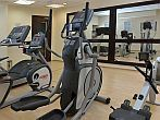 Fitness room in Ramada Budapest Hotel - 4-star Ramada hotel in Budapest