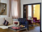 Ramada Budapest Hotel - suite - hotel in the commercial quartier of Budapest