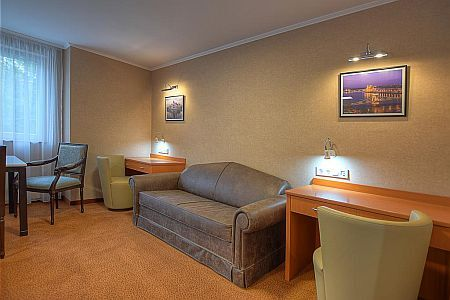 Anna Hotel Budapest - nice apartment in Buda in the XI. district