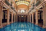 Gellert Bath free entrance in Budapest from the Hotel