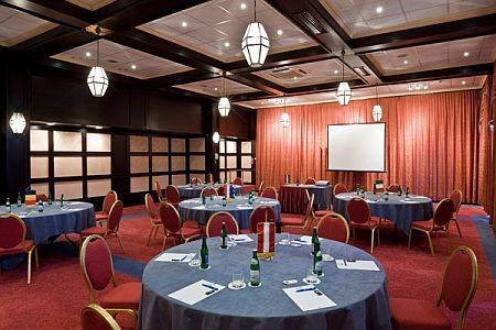Grand Hotel Margitsziget superior - conference- and meeting room in Budapest